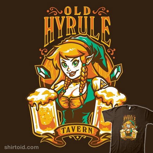 Old Hyrule Tavern