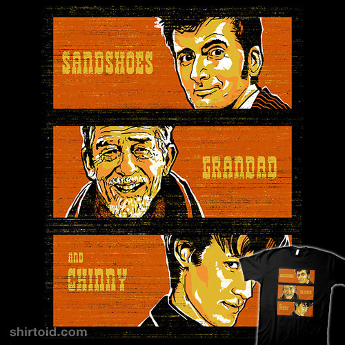 Sandshoes, Grandad & Chinny