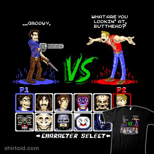 Super 80's Good vs Evil 2