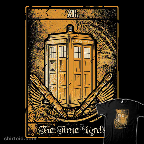 The Time Lords