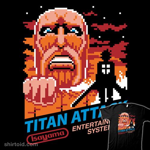 Titan Attack