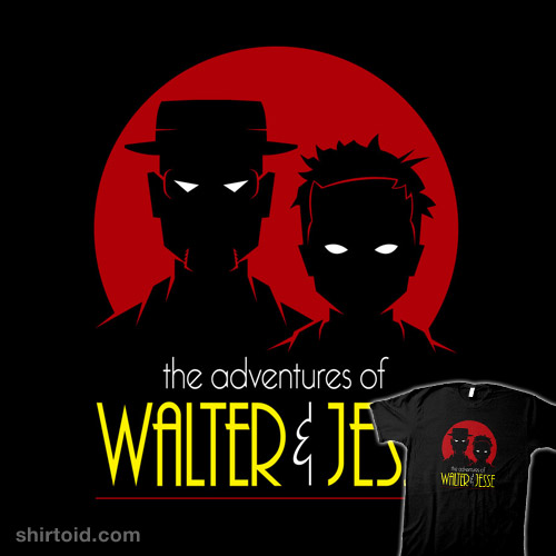 Walter and Jesse: The Animated Series