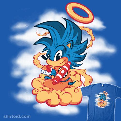 Sonic SaiyaJin