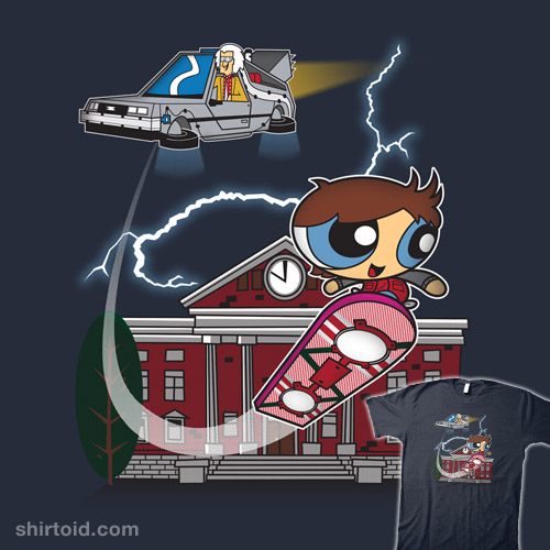The City of Hill Valley
