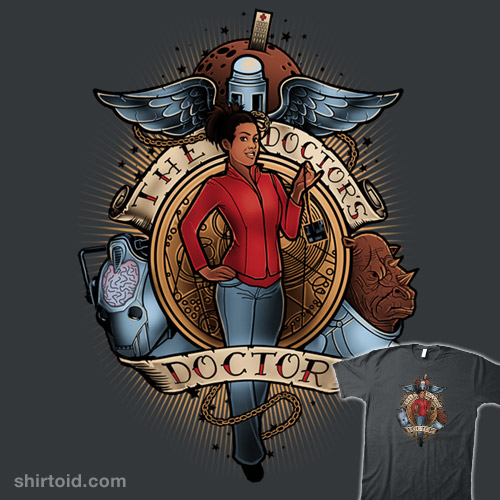 The Doctor's Doctor