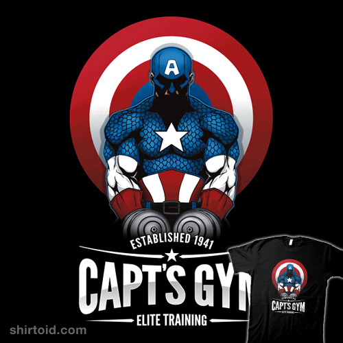 Capt's Gym