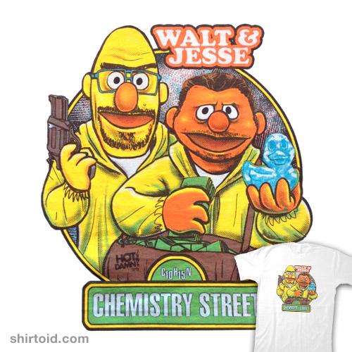 Chemistry Street