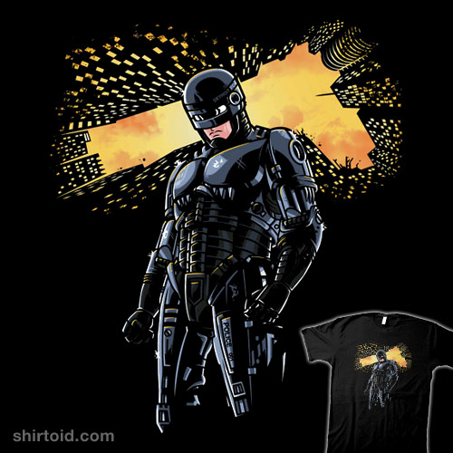 Detroit Knight Rises