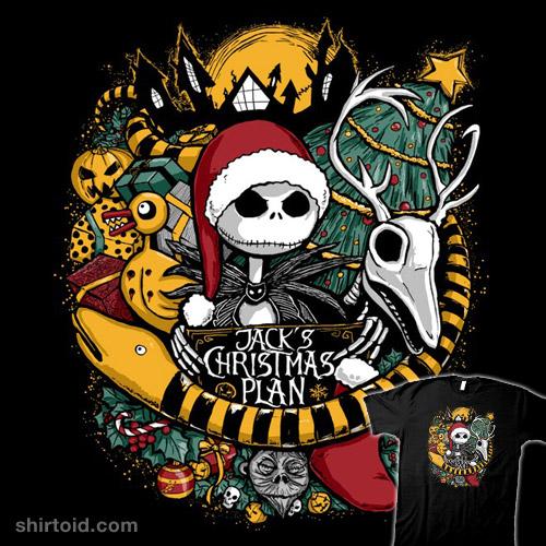 Jack's Christmas Plan