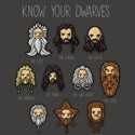 Know your Dwarves