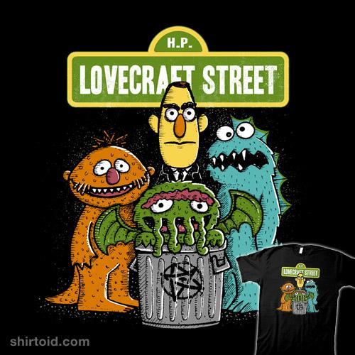 Lovecraft Street