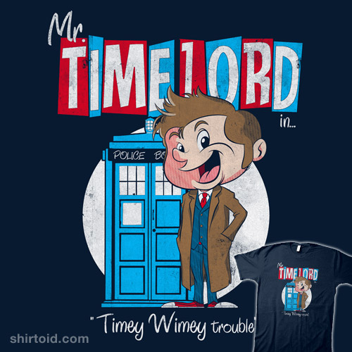 Mr. Time Lord
