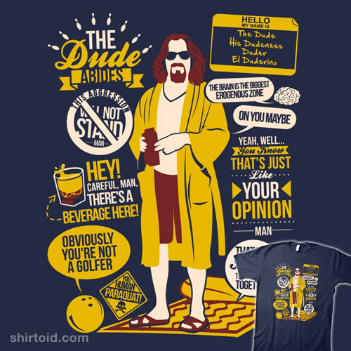 Big Lebowski Quotes: The Dude Quotes