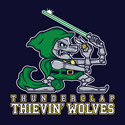 Thunderclap Thievin' Wolves