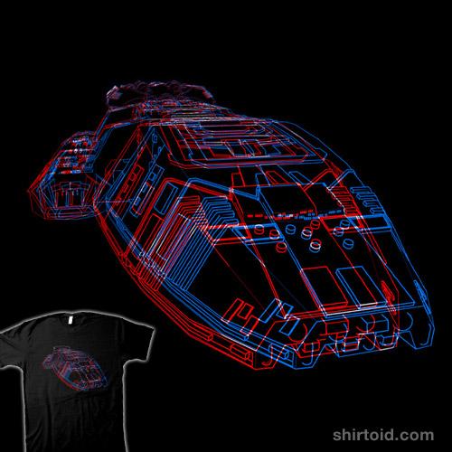 Classic Galactica 3D