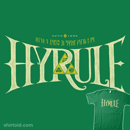 Hyrule Nation