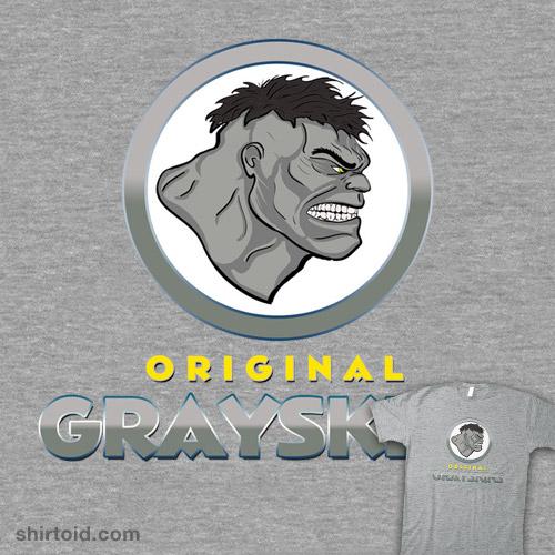 Original Grayskins