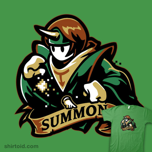 Cast A Summon