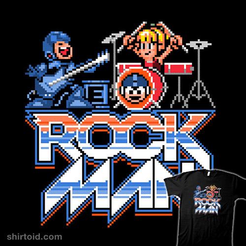 Rock, Man!