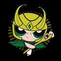 The Asgardian Girl