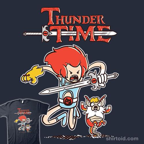 Thunder Time