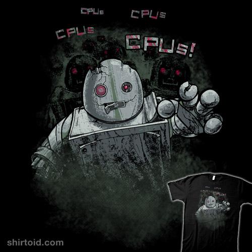 Zombie Robots