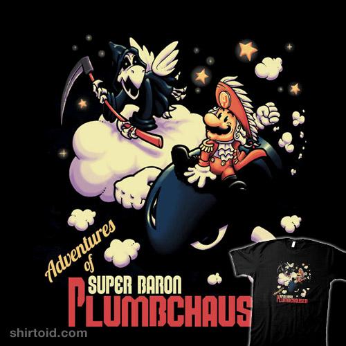 Adventures of Super Baron Plumbchausen