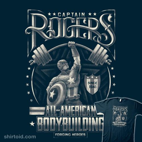 Rogers Bodybuilding