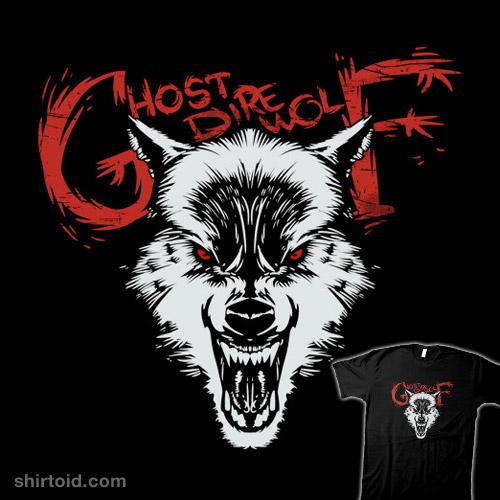 Ghost Direwolf