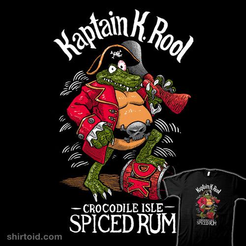 Kaptain's Rum