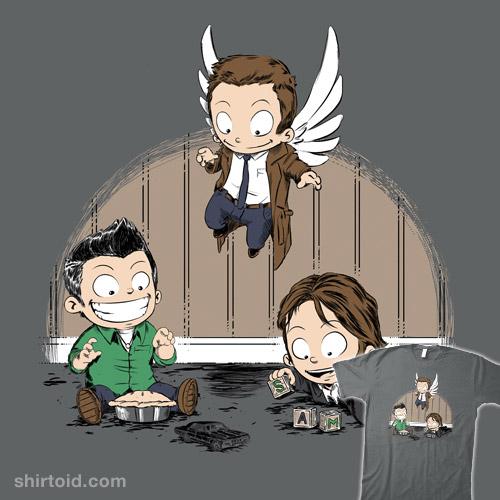 Supernatural Kids