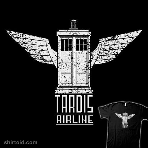 TARDIS Airline