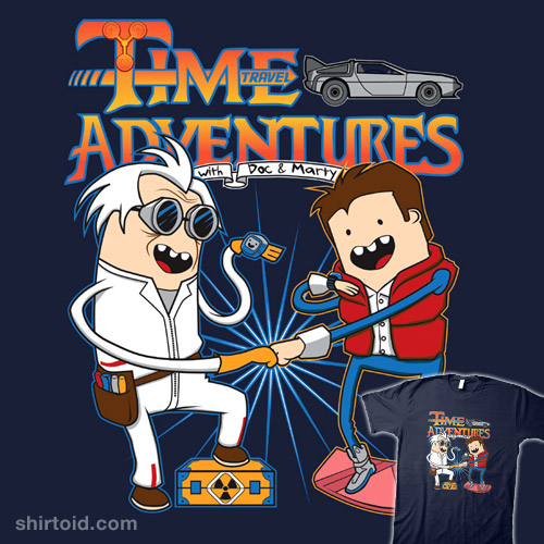 Time Travel Adventures