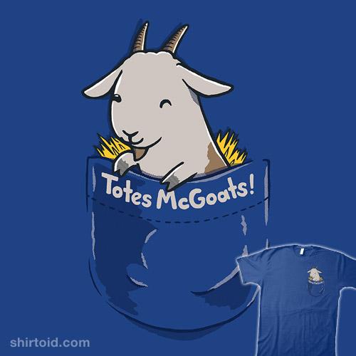 Totes McGoats