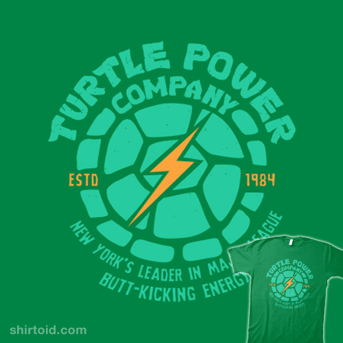 Turtle Power Company