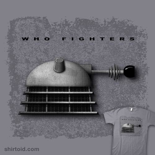 Who Fighters