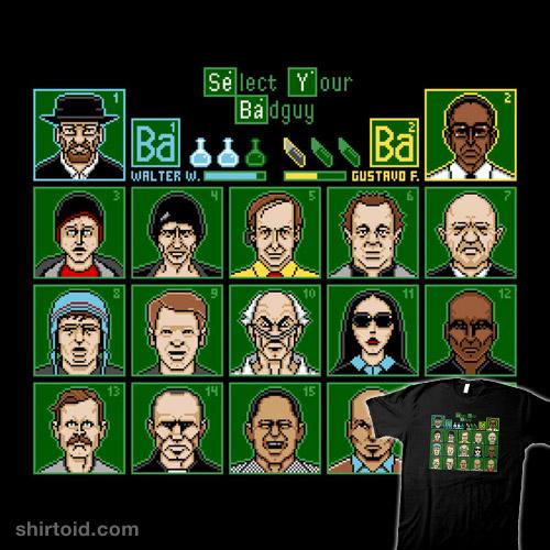 8-Bit Bad
