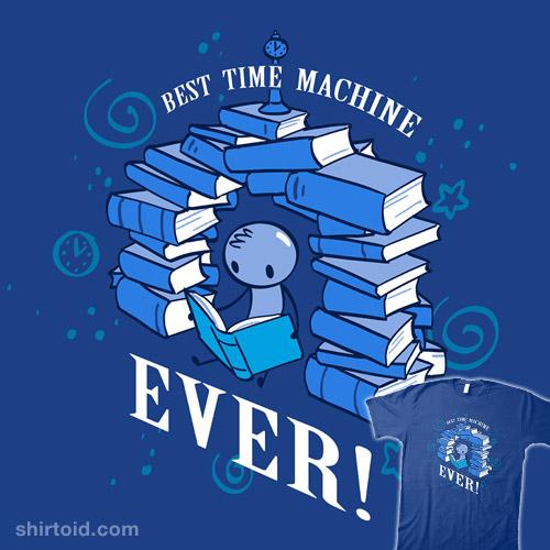 Best Time Machine Ever
