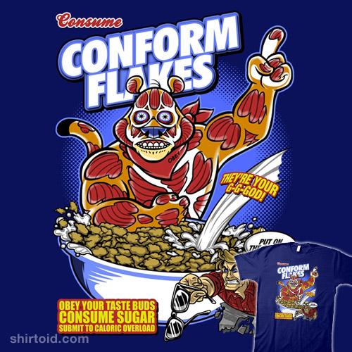 Conform Flakes
