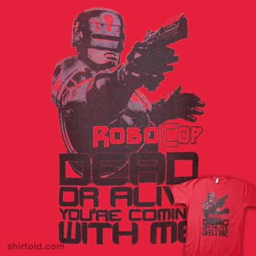 Dead or Alive RoboCop