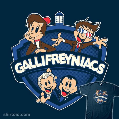 Gallifreyniacs