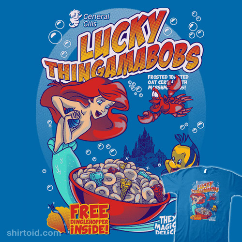 Lucky Thingamabobs