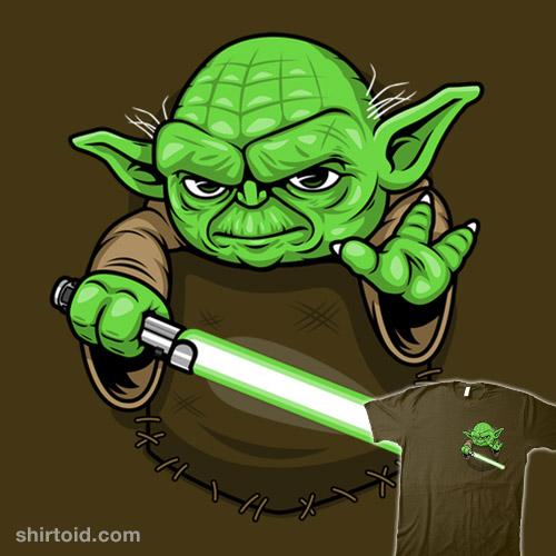 Pocket Yoda