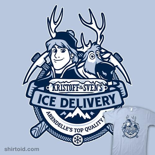 Arendelle's Best Ice