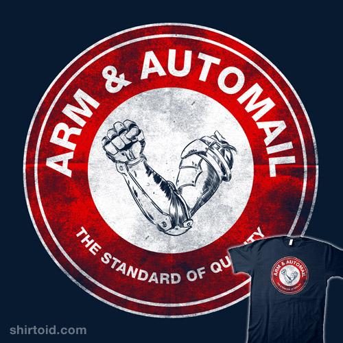 Arm & Automail