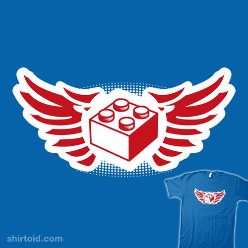 Brick Wings