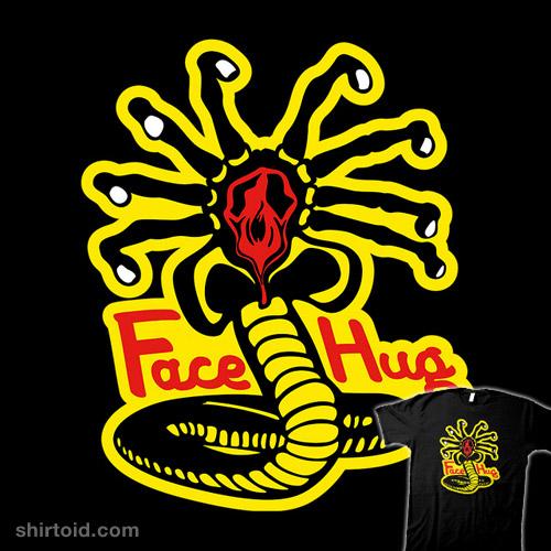Face Hug Dojo