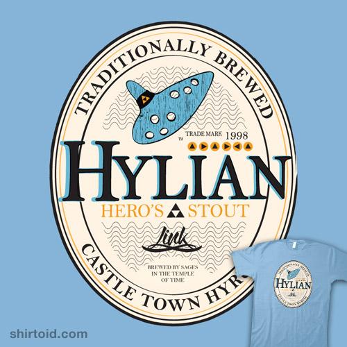 Hylian Hero's Stout