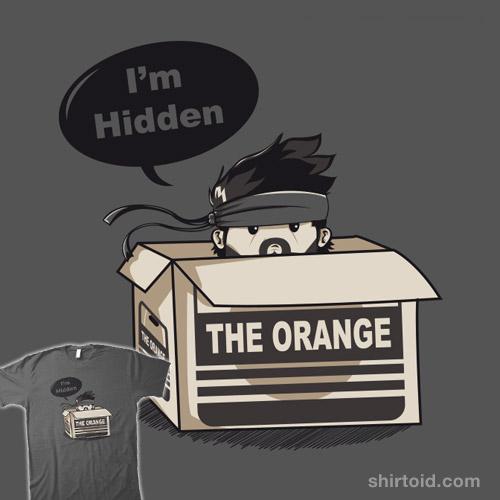 I'm Hidden