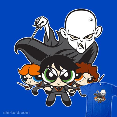 Potterpuff Kids & Mojomort